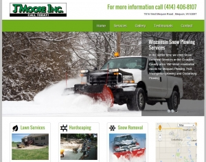 jmoore website design